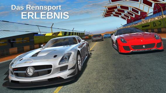 GT Racing 2 kostenlos