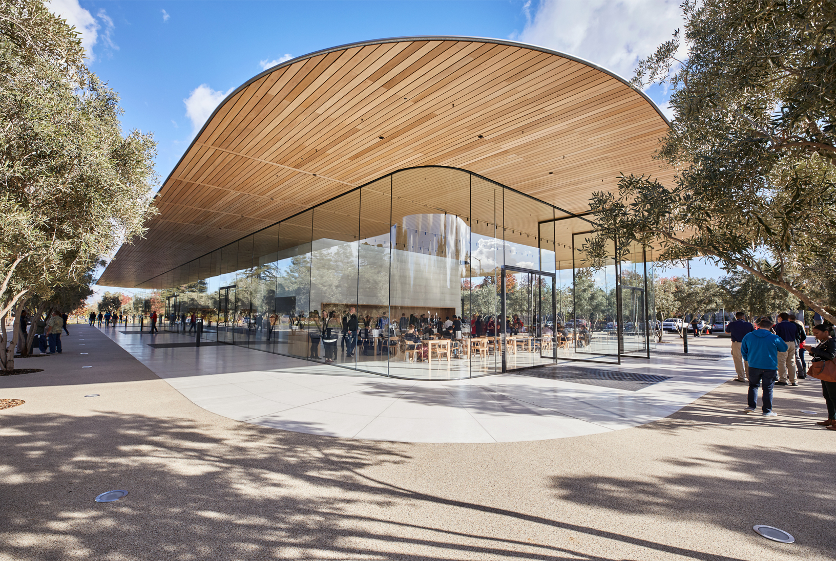 Apple Park Visitor Center