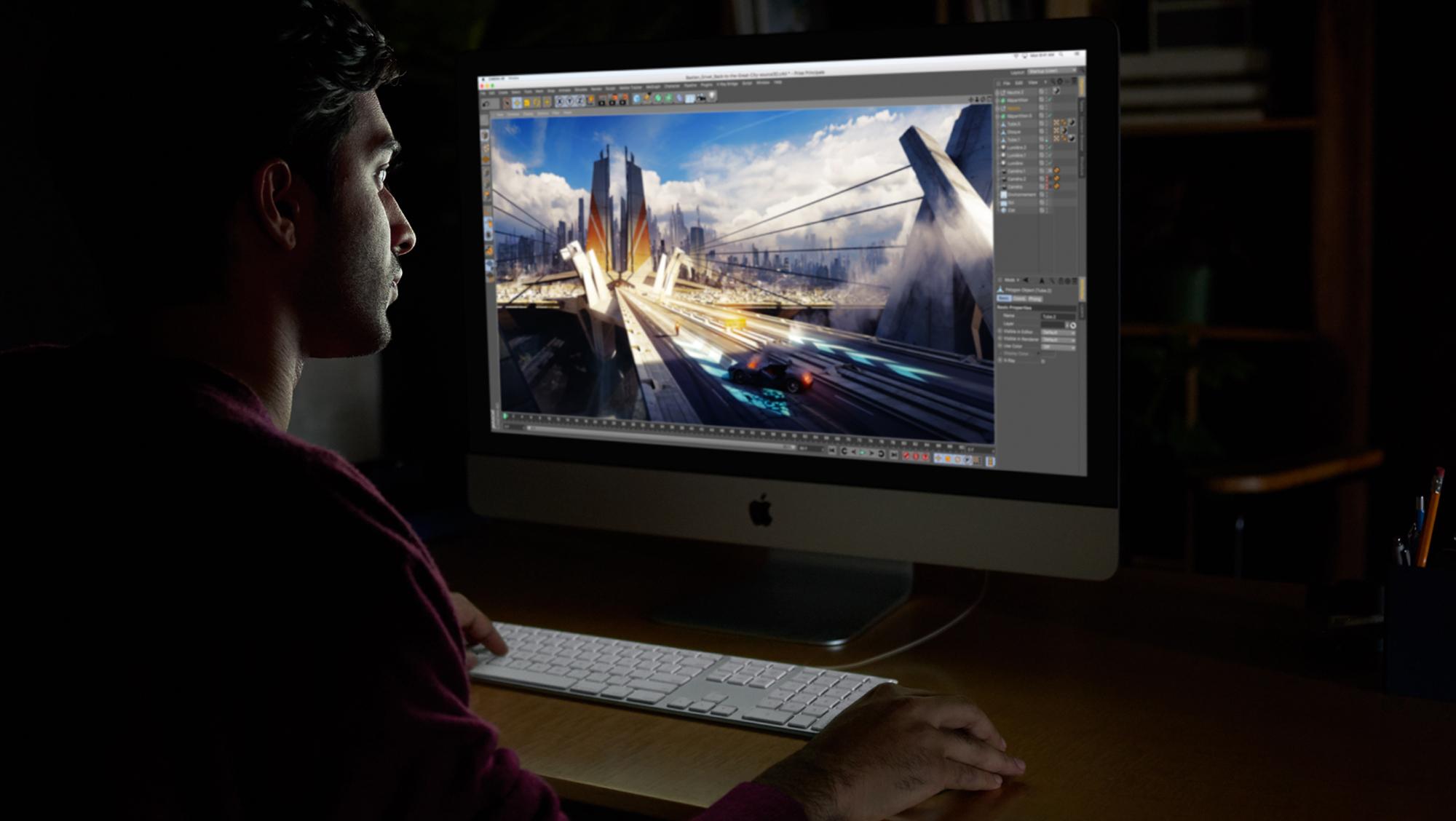 iMac Pro youmac Apple