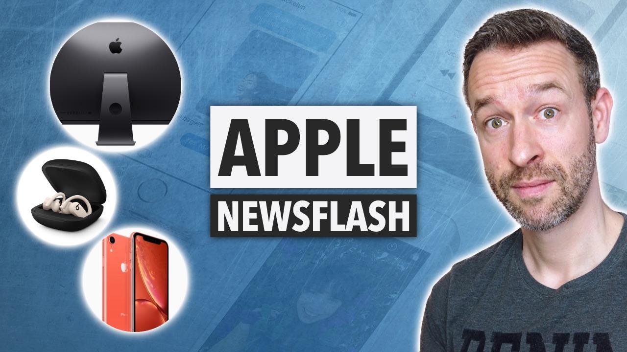 VIDEO: iOS 13 nicht für iPhone SE! iPhone XR 2 Leaks, AirPods 3 & mehr!