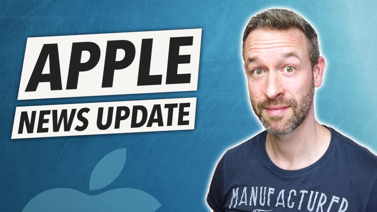 AirPod verschluckt und er funktioniert! Die Apple News Pause ist vorbei!