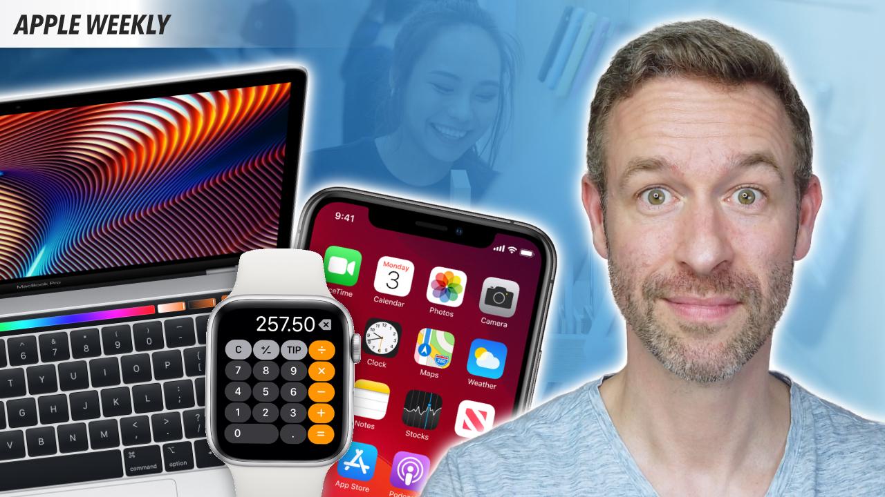 Apple KAUFT Intel? 3.000 $ für das 16″ MacBook Pro? iPhone 11 mit NEUEN Funktionen?