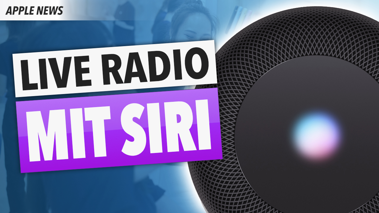Internet Radio mit Siri