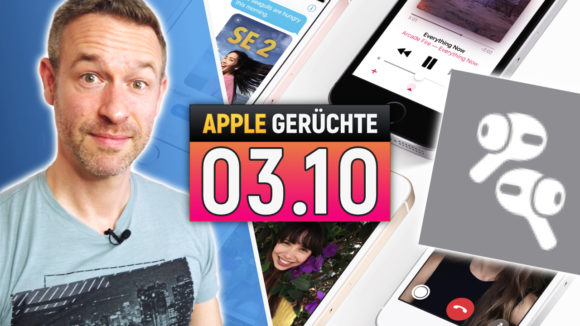 JETZT DOCH: iPhone SE 2 im NÄCHSTEN Jahr! AirPods 3 im Oktober?