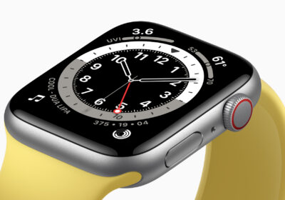 Leaker: Apple Watch Series 7 soll in neuen 41 mm und 45 mm Gehäusegrößen erscheinen