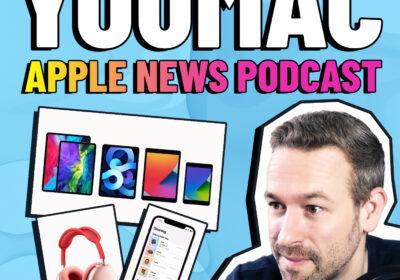 YOUMAC #2 – Tim Cook letztes großes Projekt und die letzten Gerüchte zum iPhone 13 und zur Apple Watch 7!